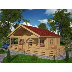 Chalet Anger 44mm 6m x 6m