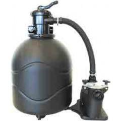 Platine de filtration 6m3/hrs